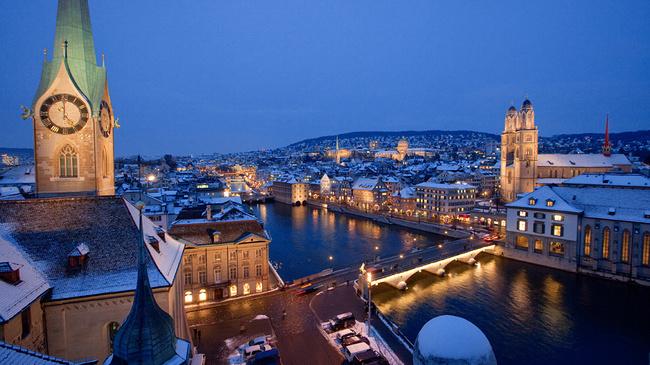 Ville de Zurich